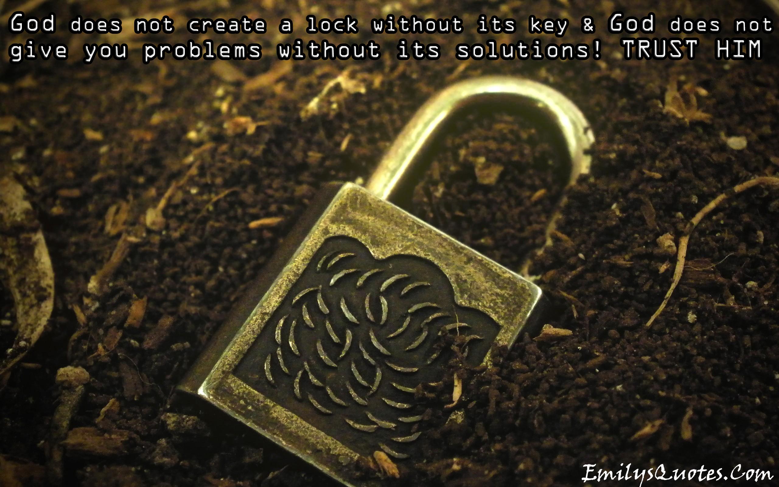 EmilysQuotes.Com - god, life, trust