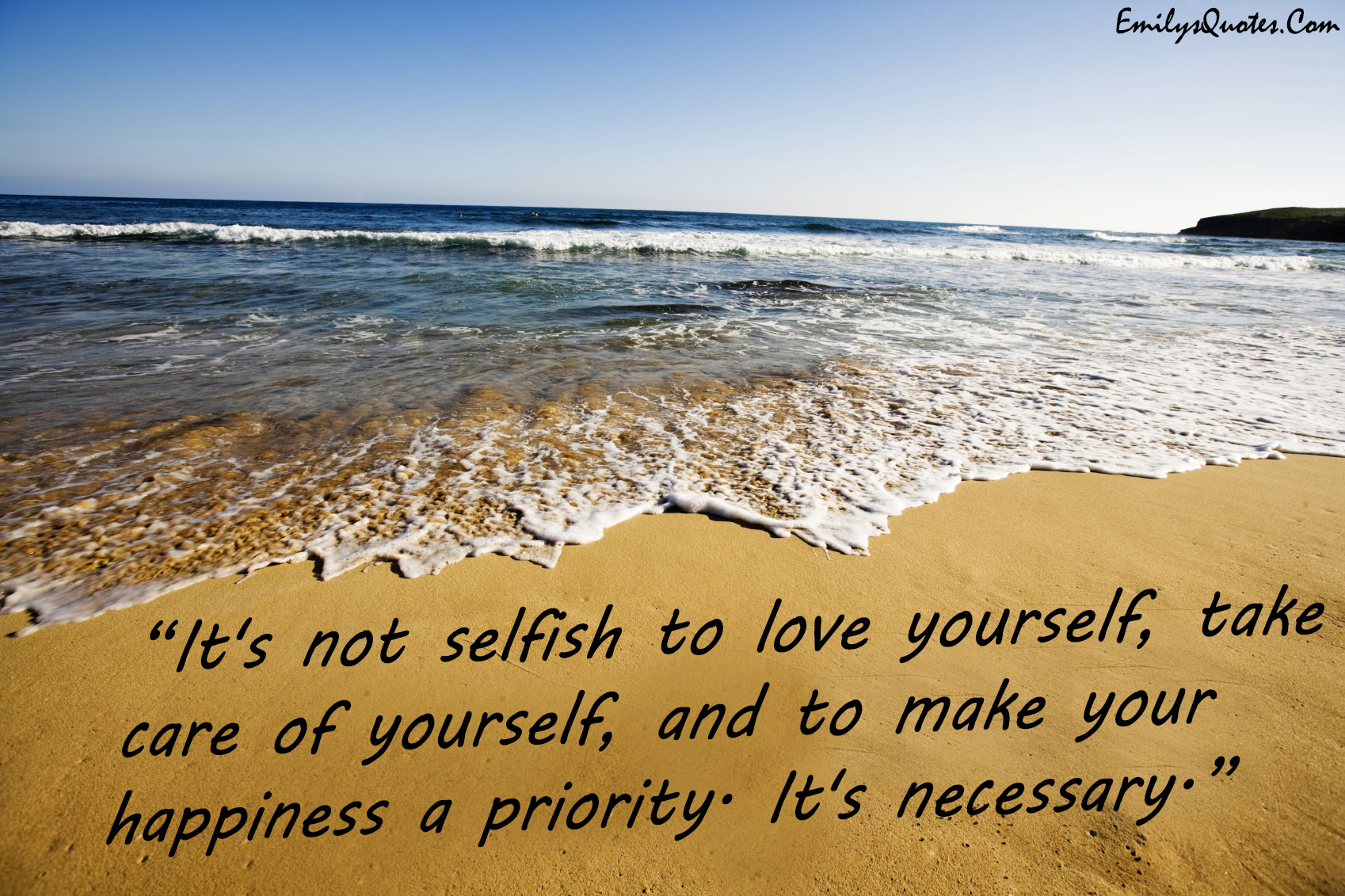 Selfish Love Quotes It's Not Selfish To Love Yourself Take Care Of Yourself And To