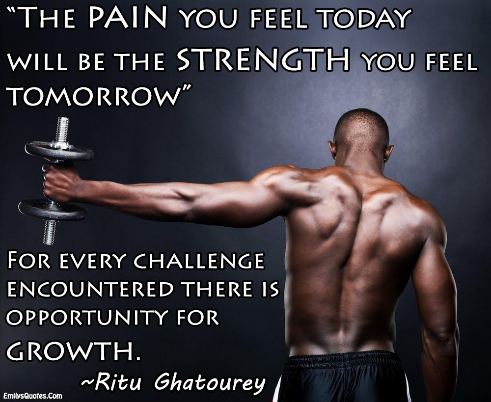 Com - strength, inspirational