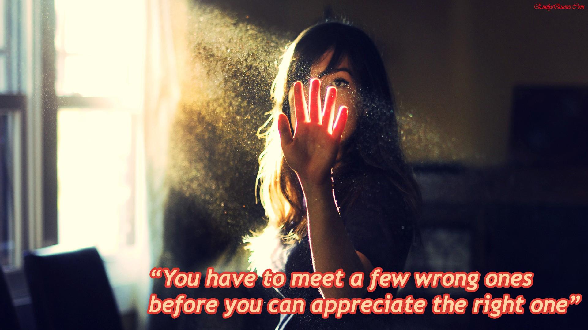 EmilysQuotes.Com - truth, relationship, appreciate