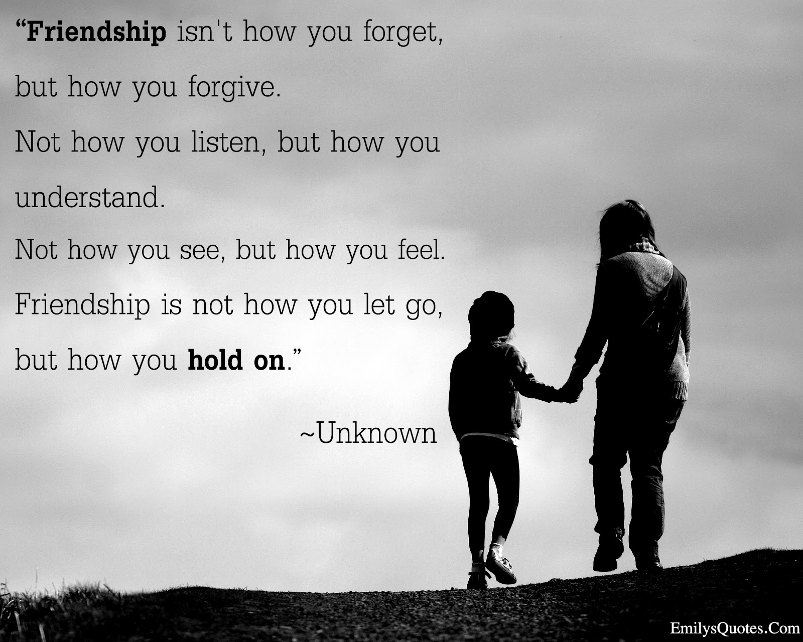 Quotes About Friendship And Forgiveness Forgivness  Popular Inspirational Quotes At Emilysquotes