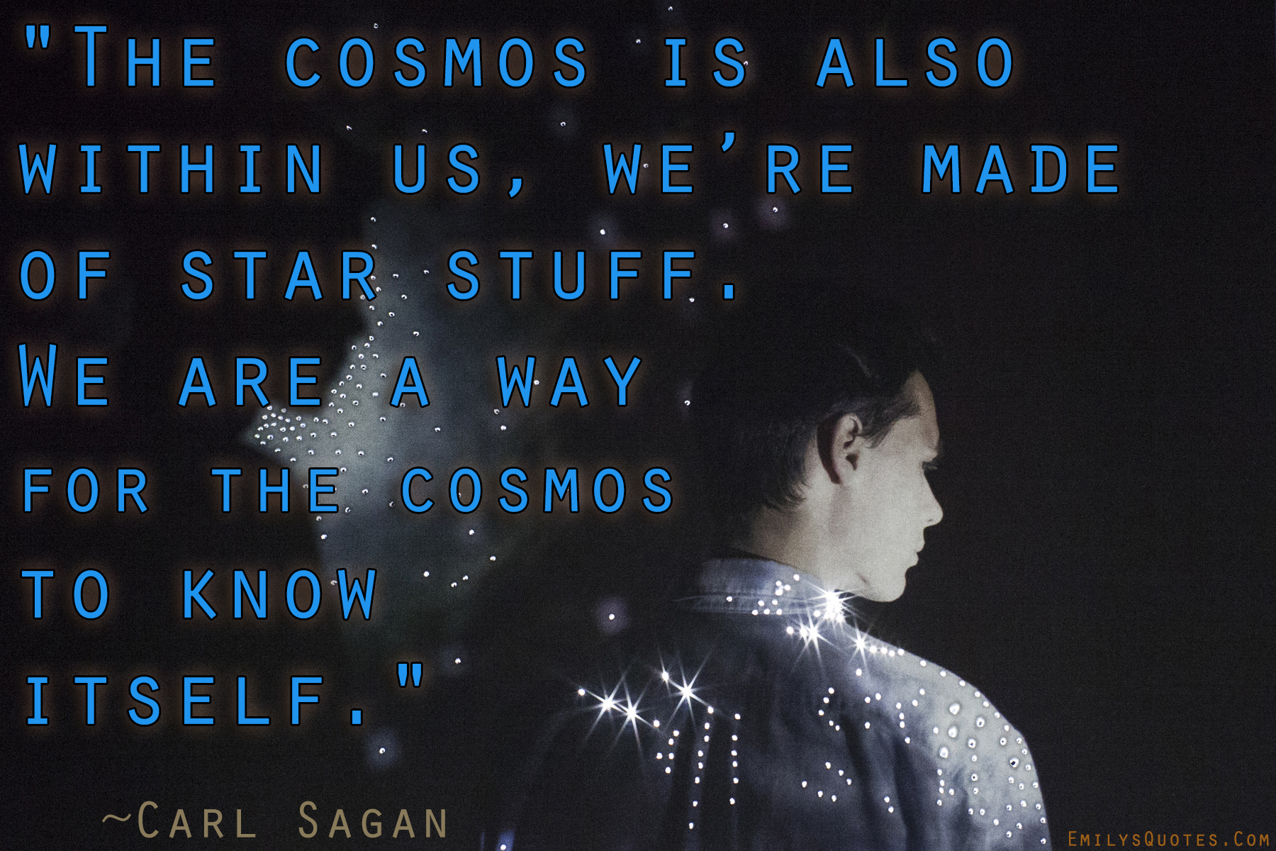 EmilysQuotes.Com - science, wisdom, inspirational, Carl Sagan, reason, amazing, great
