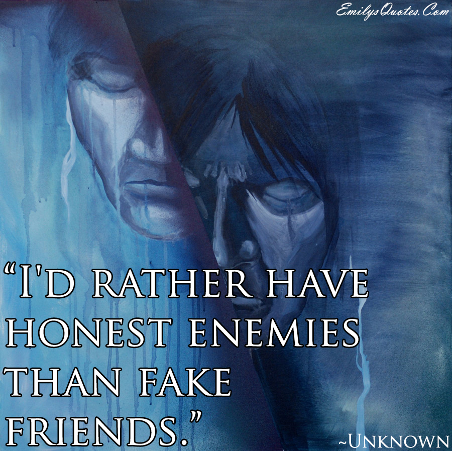 quotes about fake relationships