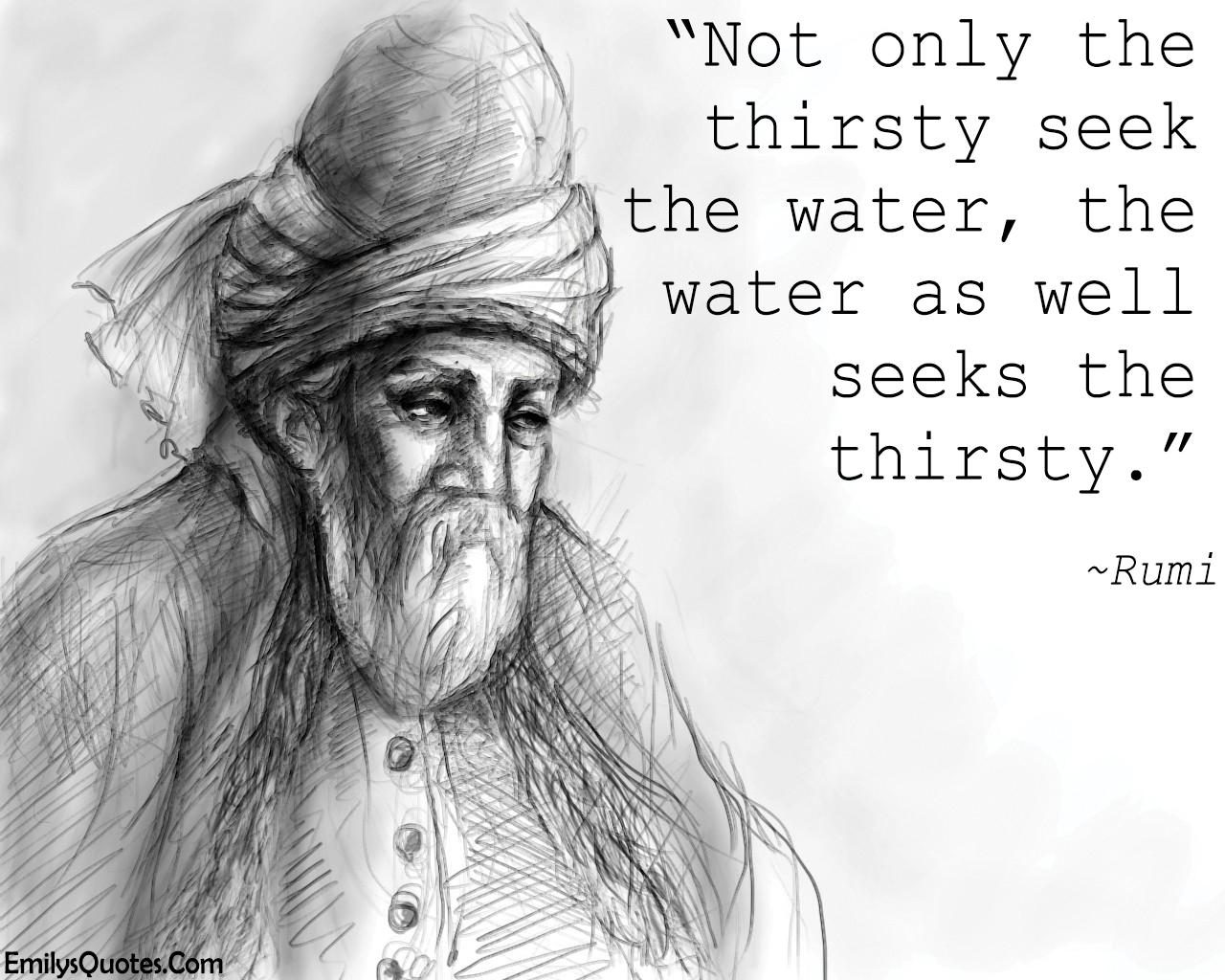 EmilysQuotes.Com - wisdom, need, Rumi, intelligence, great