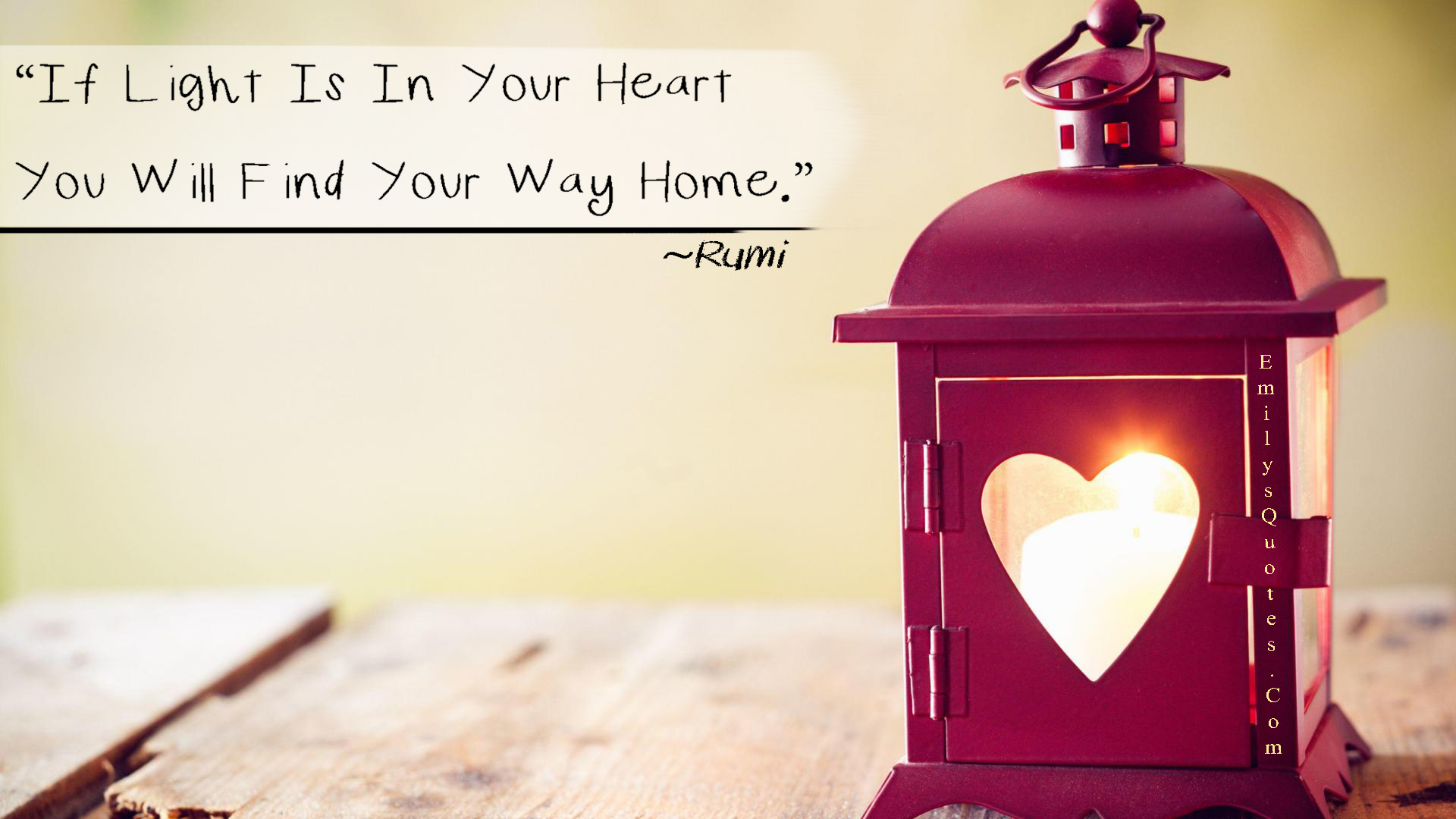 EmilysQuotes.Com - amazing, great, inspirational, being a good person, wisdom, Rumi