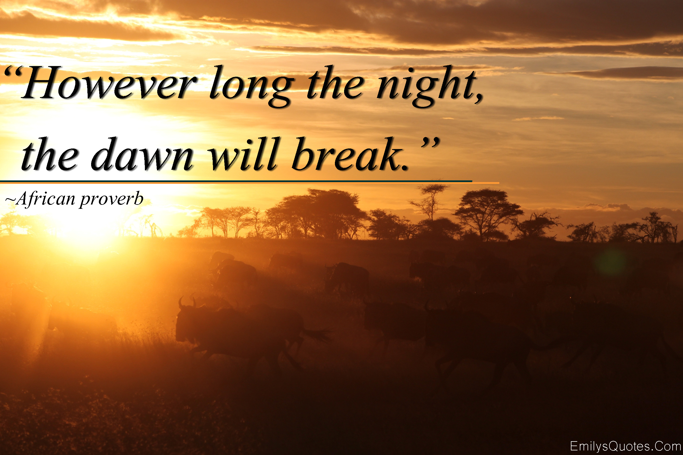 however long the night the dawn will break essay help
