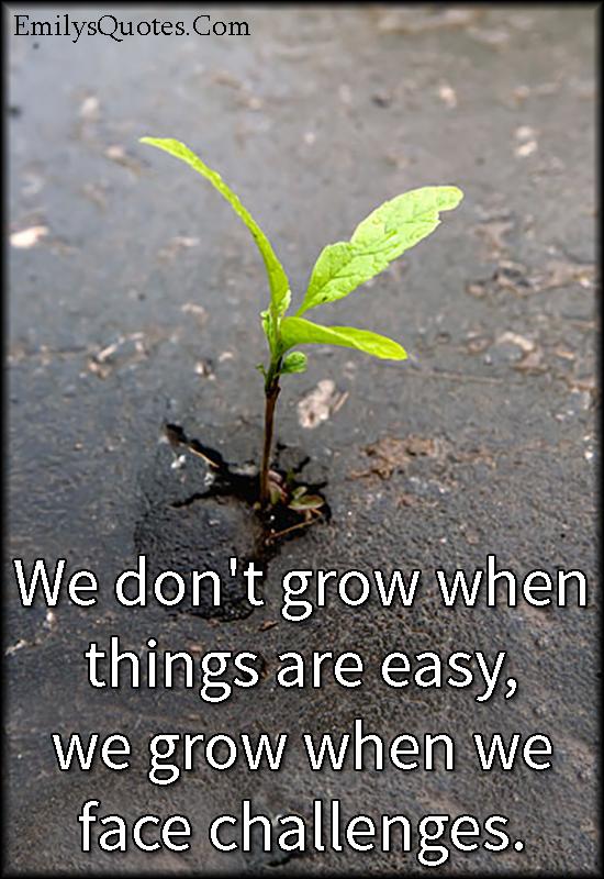 EmilysQuotes.Com - wisdom, life, reason, understanding, growing, change, challenges, unknown