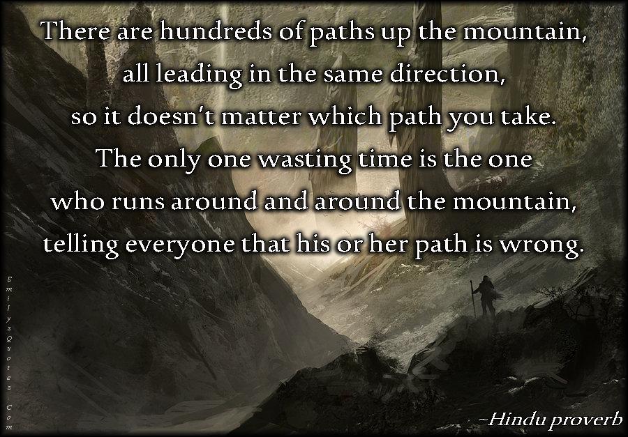 EmilysQuotes.Com - wisdom, life, time, mistake, Hindu proverb