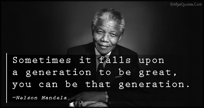 EmilysQuotes.Com - falls, generation, great, amazing, inspirational, motivational, encouraging, Nelson Mandela