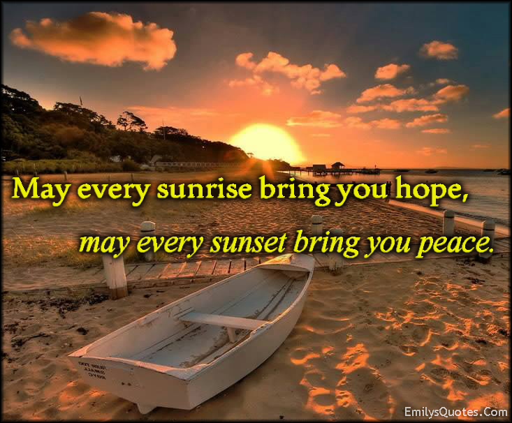 Sunrise Quotes Images Quote May Every Sunrise