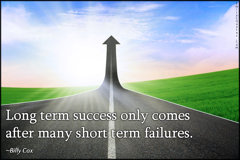short speech on success and failure Success poems written by famous poets browse through to read poems for success this page has the widest range of success love and quotes.
