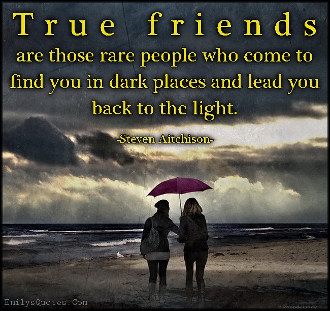 Com   True, Friends, Friendship, Rare, People, Find,