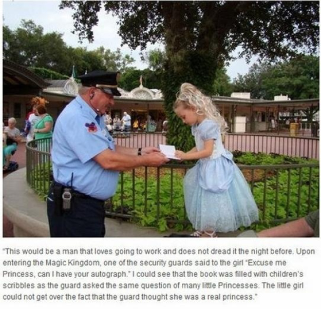 Pictures That Will Restore Your Faith In Humanity - 21. The greatest security guard in the world.