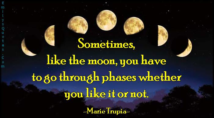 Com   Moon, Phases, Like, Change, Life, Advice,