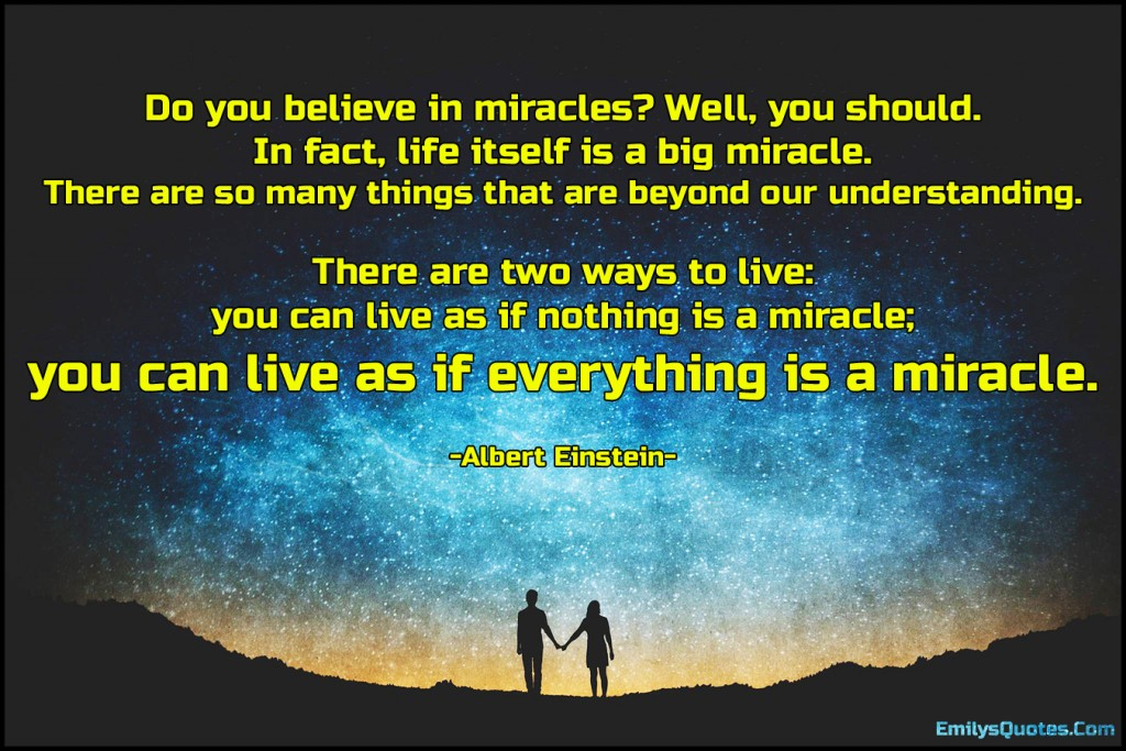 EmilysQuotes.Com - amazing, great, inspirational, wisdom, life, choice, believe, miracle, understanding, Albert Einstein