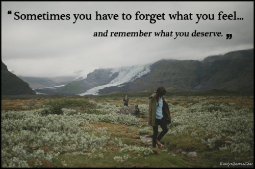 forget | Popular inspirational quotes at EmilysQuotes
