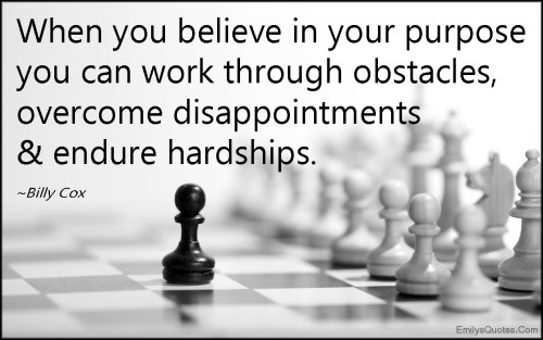 overcoming adversity in the workplace essay How to overcome adversity adversity is more than just one difficulty or setback it's a series of misfortunes that keep you from achieving your goals and finding happiness this may include social injustice and personal tragedy, like.