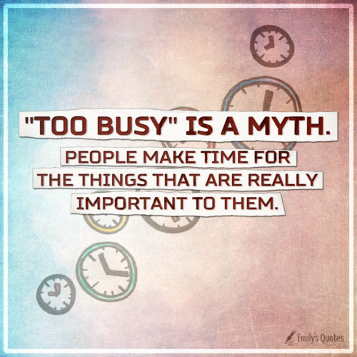Funny Quotes About Being Too Busy: Popular Inspirational Quotes At EmilysQuotes