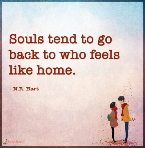 Love Each Other When Two Souls: Popular Inspirational Quotes At EmilysQuotes