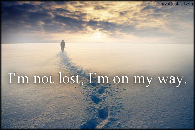 Image result for lost way quotes