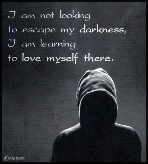 Quotes About Darkness Popular Inspirational Quotes At Emilysquotes